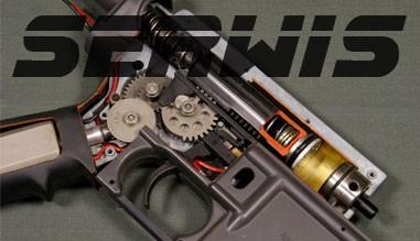Serwis broni pneumatycznej w Rusznikarni Capri ASG